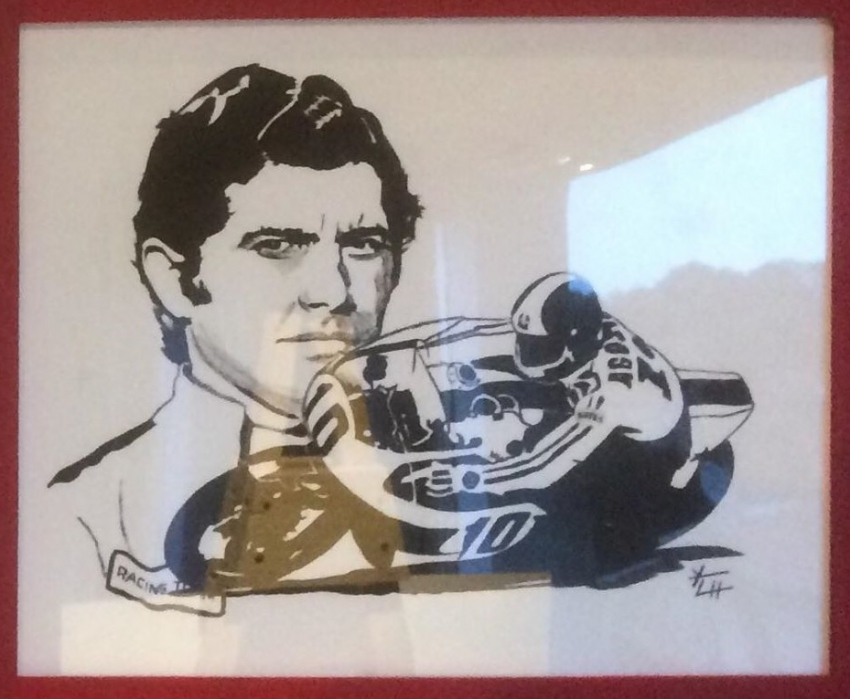 Giacomo Agostini by yvancourtet